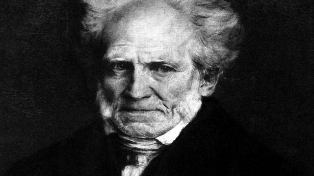 Arthur Schopenhauer (1788 - 1860).