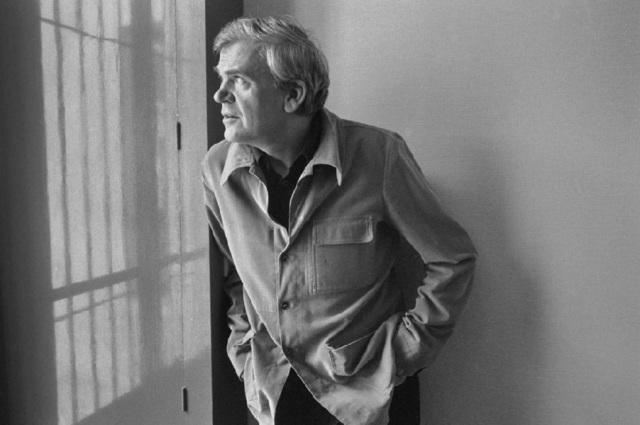 Kundera na janela